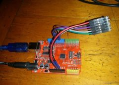 Using BME280 sensor for Humidity, Barometric Pressure and Temperature.