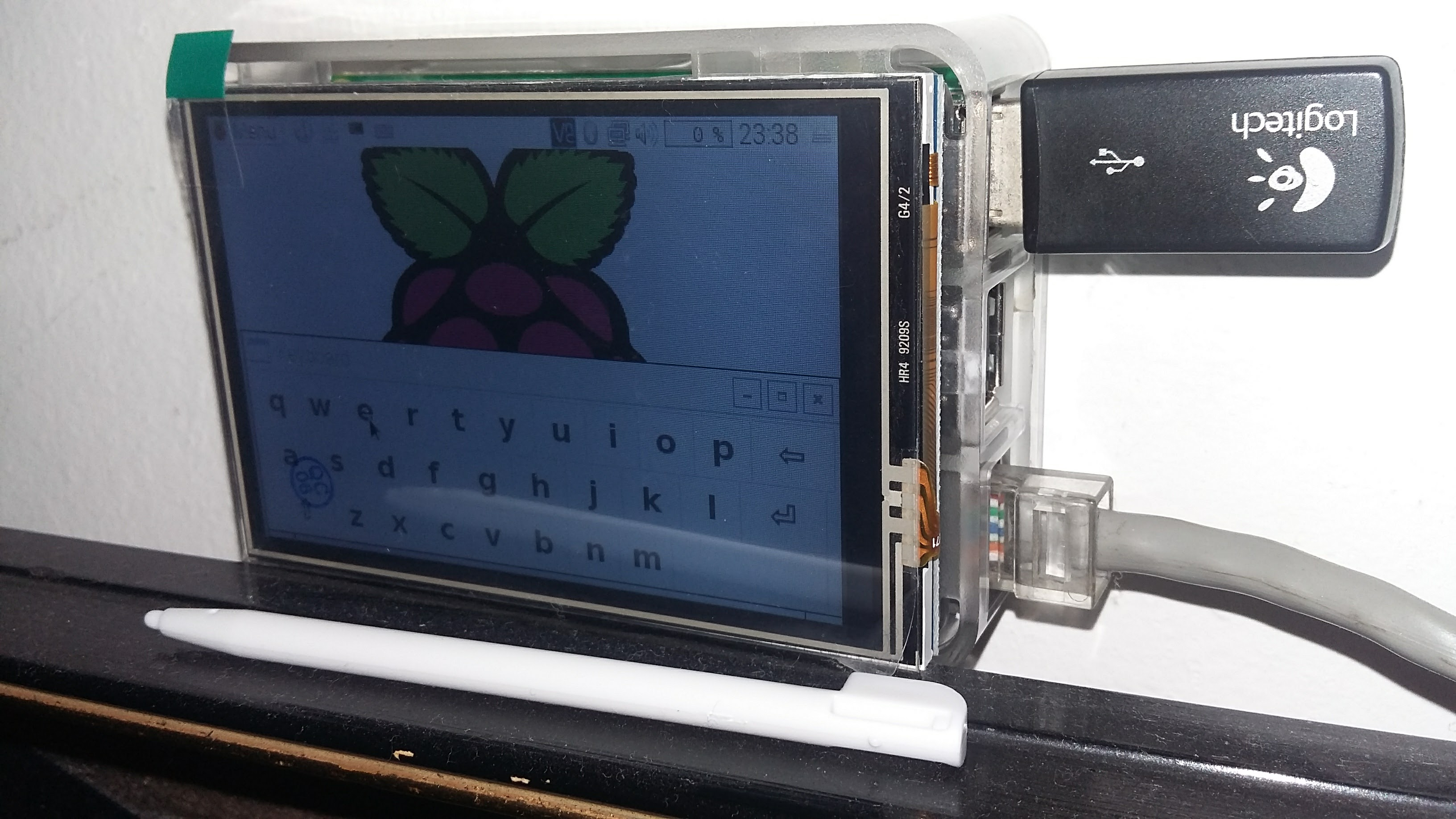 Raspberry Pi, Raspbian and 3 5″ Raspberry LCD QDM480SPITP9486RB